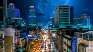 Bangkok information climate