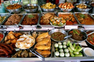 Where to eat in Bangkok - food stalls