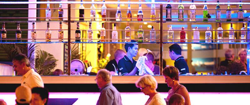 Jomtien cocktail bar