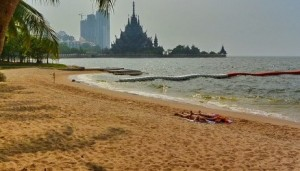 Naklua beach Pattaya