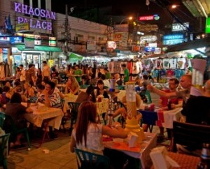 Where to stay in khao san road bangkok