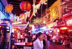 Soi Cowboy Bangkok nightlife