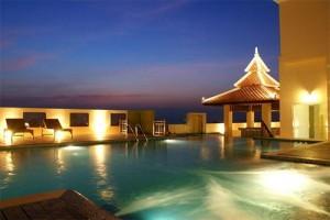 Aiyara palace Naklua bay budget resort