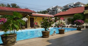 Bann norway hotel Pattaya