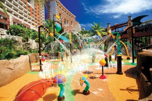 Centara Grand mirage best family hotels Naklua bay Pattaya