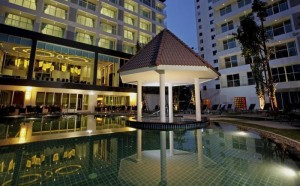 Centara Pattaya best hotels in central Pattaya city Thailand
