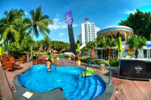 Hard rock hotel Pattaya Beach