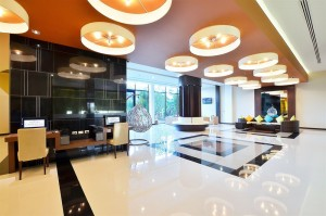 Lakkhana poolside resot budget hotel Naklua bay pattaya