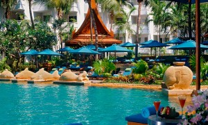 Marriott resort and spa Pattaya city
