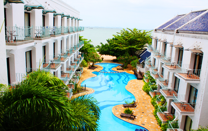Best Family Hotels Pattaya  Kid friendly resorts ...