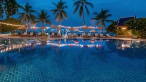 Siam bayshore Best hotels near walking street