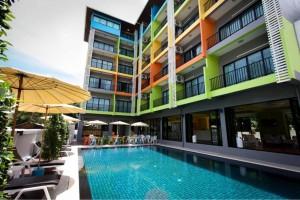 U dream hotel pattaya Naklua bay