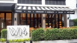 W14 hotel just off walking street Pattaya