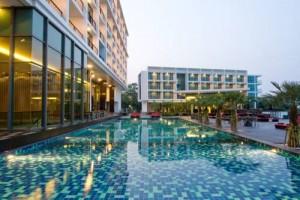 Way hotel Naklua beach