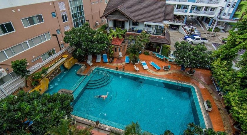 Cheap Hotels In Pattaya With Swimming Pools Thailand Explored