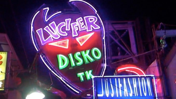 Lucifer Disko Pattaya