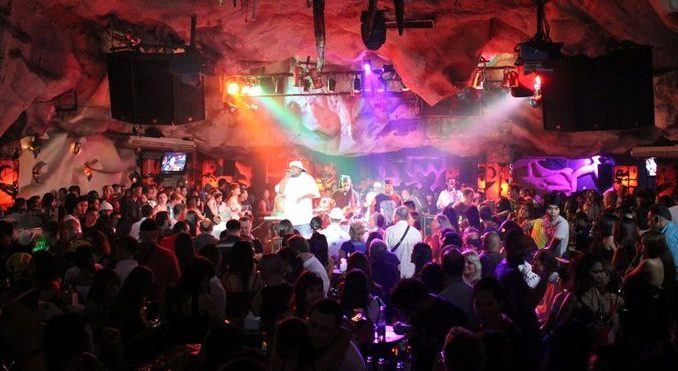 Lucifer club walking street