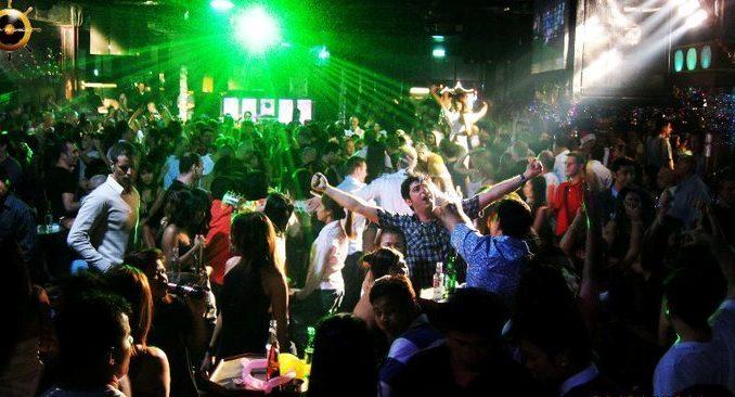 Marine Disco Pattaya