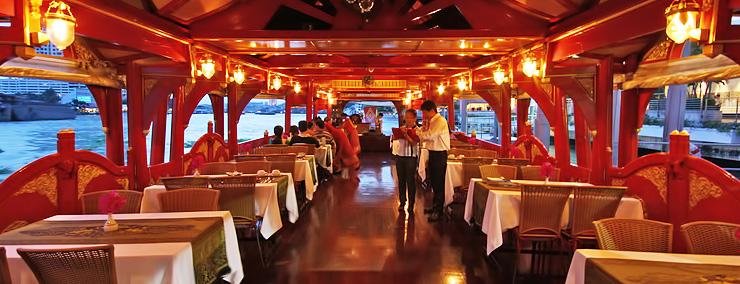 Dinner cruise bangkok