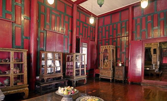 Red house Bangkok Museum