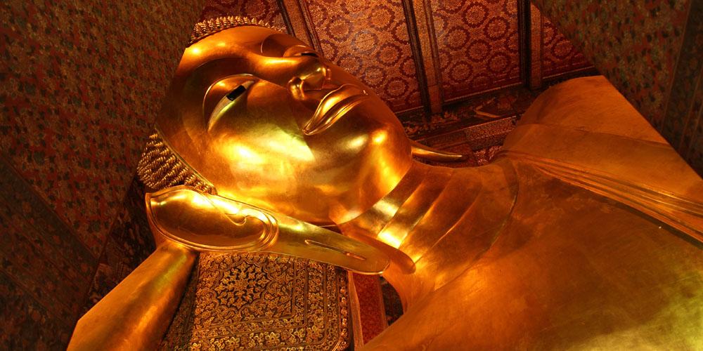 Reclining Buddha Bangkok- Wat Pho - Thailand-Explored