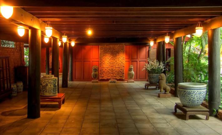 Jim Thompson house Bangkok - Thailand-Explored