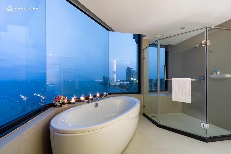 Cape Dara resort Pattay's best hotels
