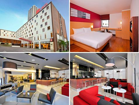 Ibis hotel Soi Nana Bangkok