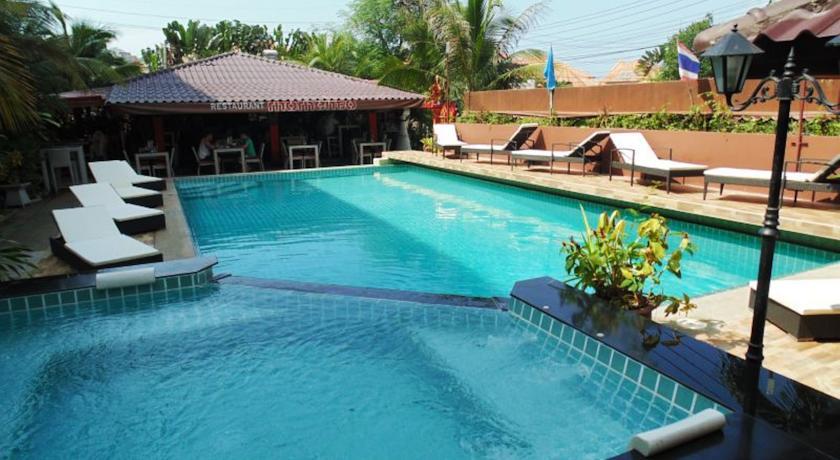 Coco resort pattaya budget hotels