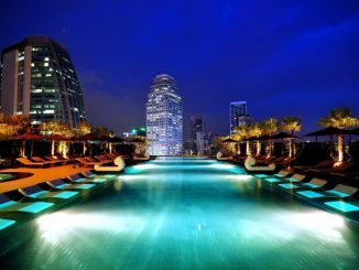 Grande center point hotel Bangkok near Soi Cowboy