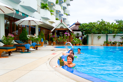 JP Villa affordable hotels Pattaya