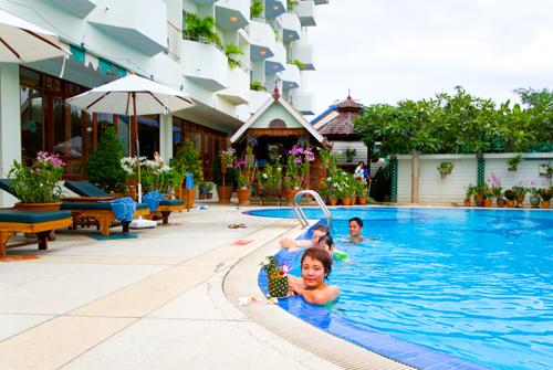 JP Villa affordable hotels Pattaya