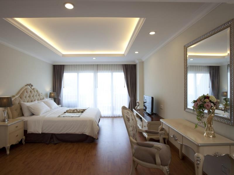 Lk Noble suites Bargain hotels in Pattaya