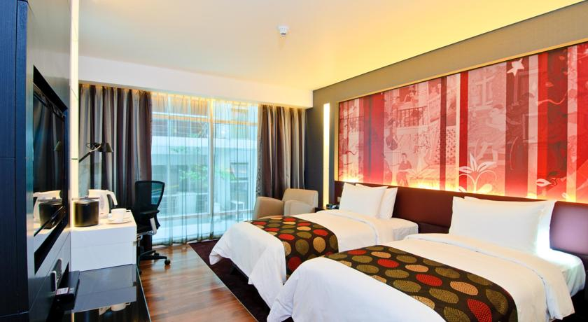 Park Plaza hotel Bangkok