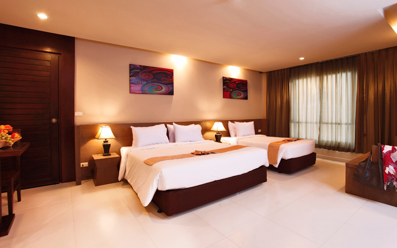 Pattaya loft cheap hotels in Pattaya